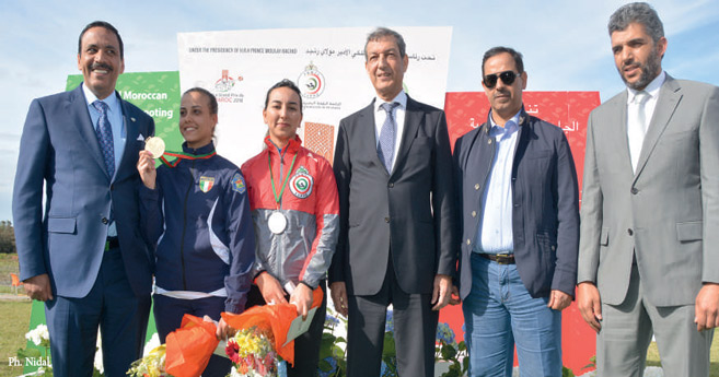 Tir sportif : Abdeladim Lhafi réélu président délégué