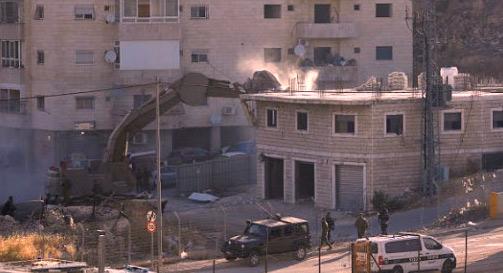 Palestine : Records des démolitions de logements palestiniens