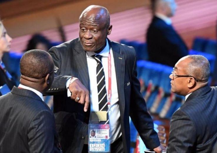 CAF :  Le président victime d'usurpation d'identité !