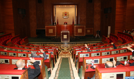 """Chambre des Conseillers : Un projet de budget """"timide"""" adopté à la majorité"""