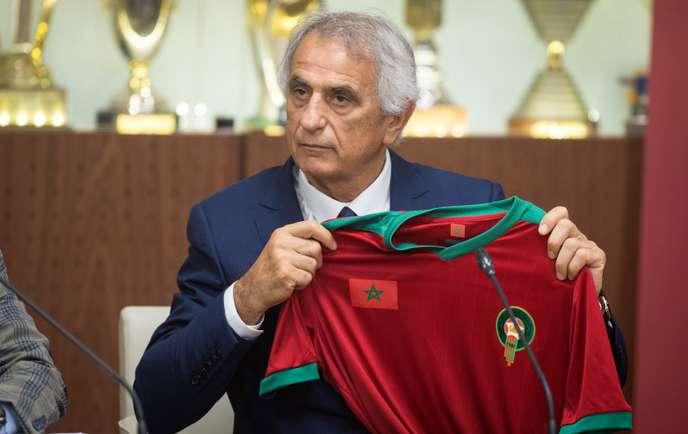 Vu sur Arryadia :  Vahid Halilhodzic ne sélectionne que des Marocains !