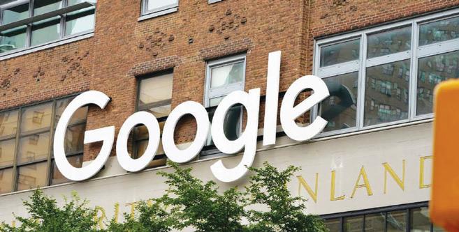 Google : Polémique sur le licenciement d'une chercheuse en IA