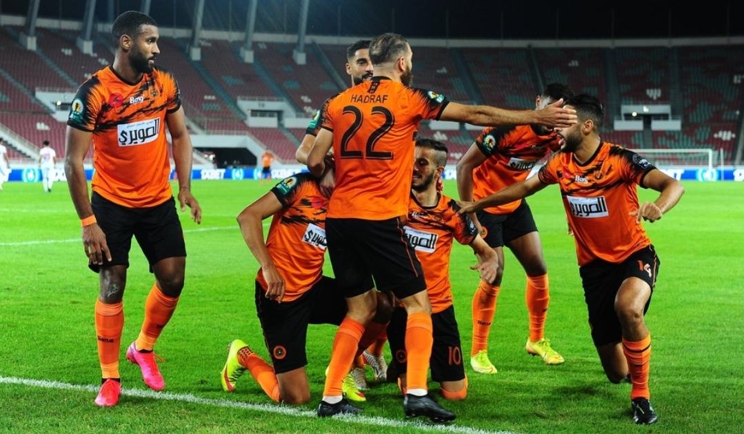Coupe de la CAF/ 2ème tour:  La Renaissance Sportive  de Berkane face au club mauritanien Tevragh-Zeine