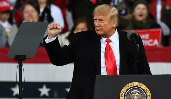 Etats-Unis : Trump s'accroche encore à une victoire illusoire