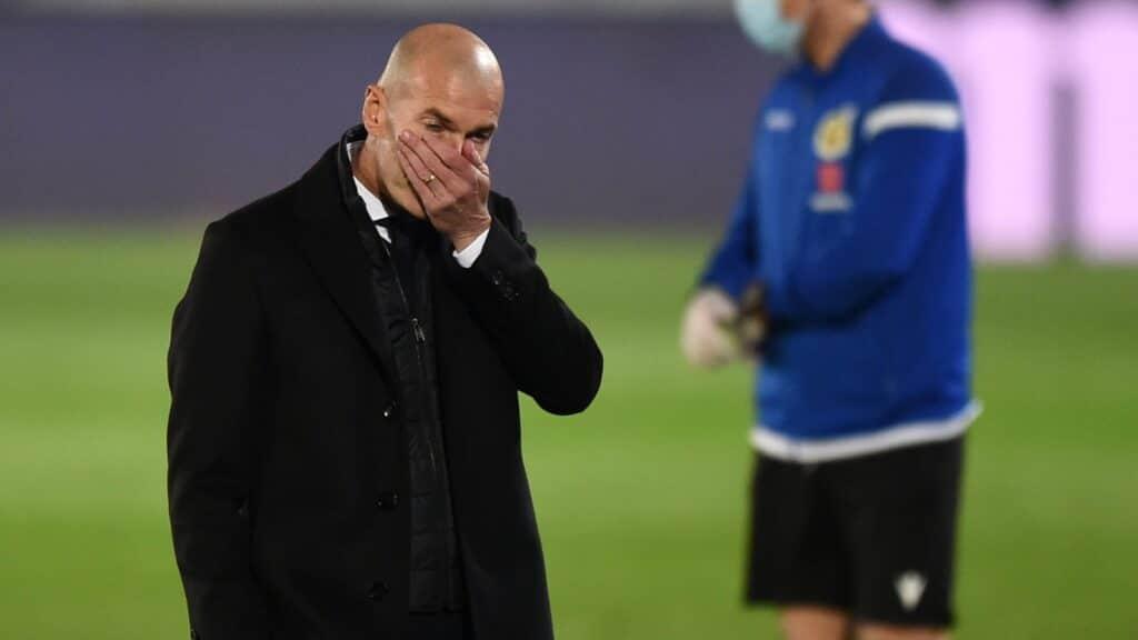 Ligue des champions /  Le Real et Zidane en danger, l'Atlético pas encore arrivé
