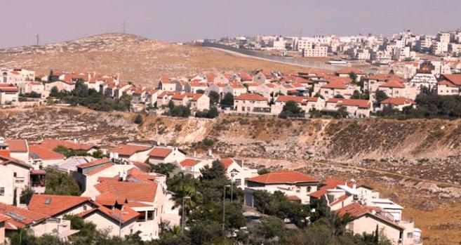 Palestine : Un plan de construction de 4 nouveaux projets d'implantation à Al Qods