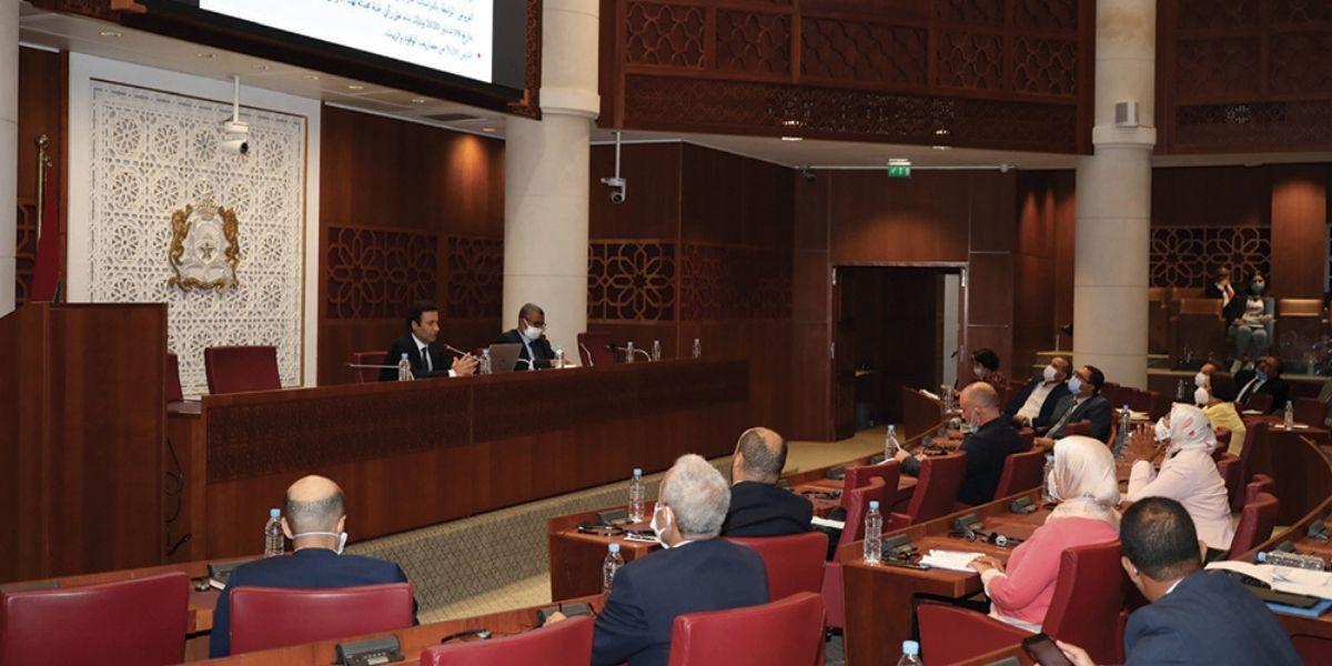 PLF-2021 : La Commission des Finances à la Chambre des représentants adopte en 2ème lecture