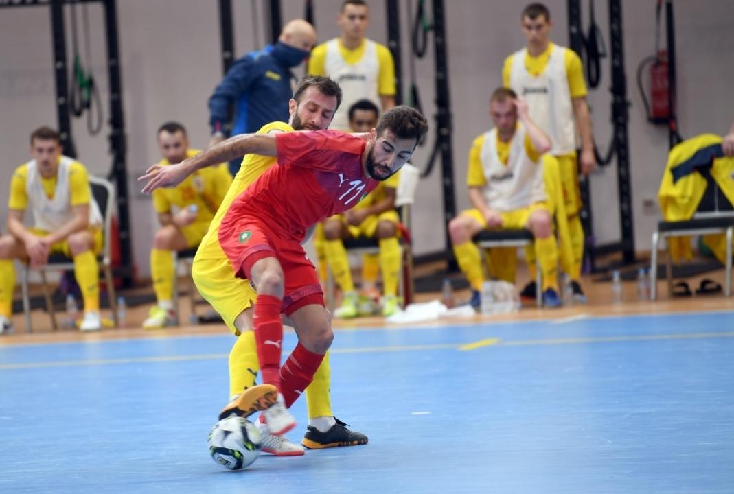 Futsal/Amical : La sélection nationale s'impose face à son homologue roumaine (6-1)