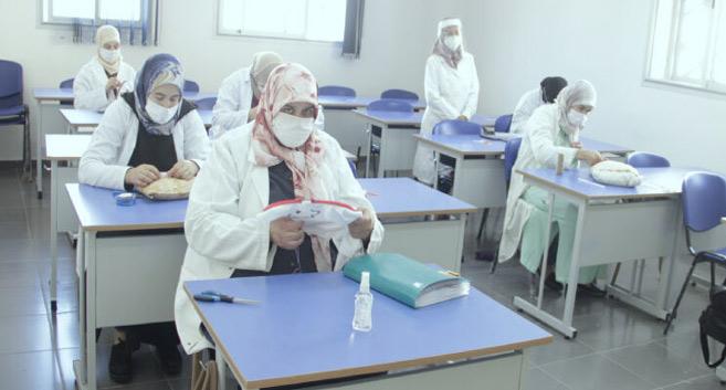 Tanger / INDH : Renforcement des capacités des femmes démunies