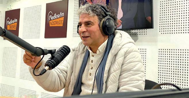 Docteur Daif Bousselham lors de l'émission « Hatta La Nanssa ». Ph. Laglag