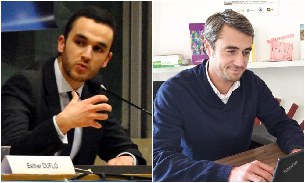 M. Younes Chebih et M. Xavier Duvauchelle.