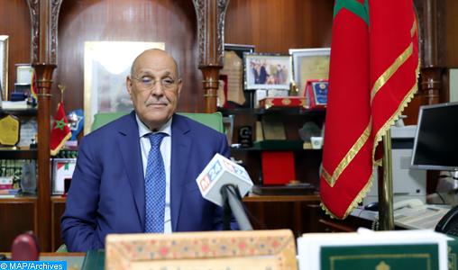 Hamdi Ould Errachid : la population sahraouie fière de la «victoire historique» du Maroc