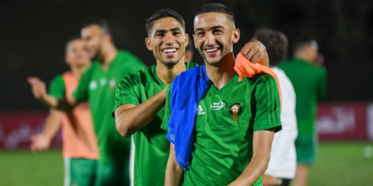 Onze type FIFA/ Présélection : Sans Hakimi ni Bounou !