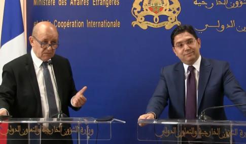 La France appuie la position marocaine en estimant que le conflit du Sahara n'a que trop duré