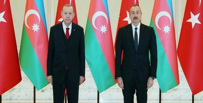 Nagorny Karabakh : Erdogan célèbre « sa » victoire en Azerbaïdjan