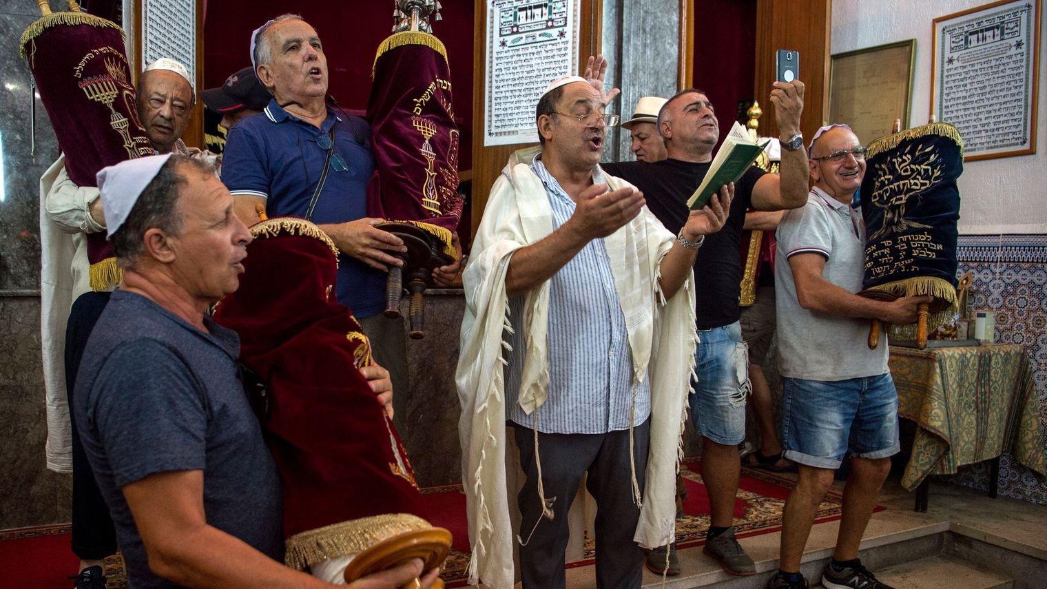 Reprise des relations avec Tel Aviv : les juifs marocains en liesse