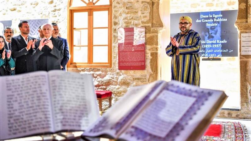 La culture juive au programme scolaire marocain