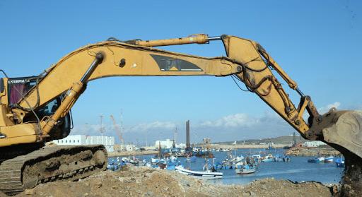 Assilah : Aménagement du port en faveur de l'activité de pêche
