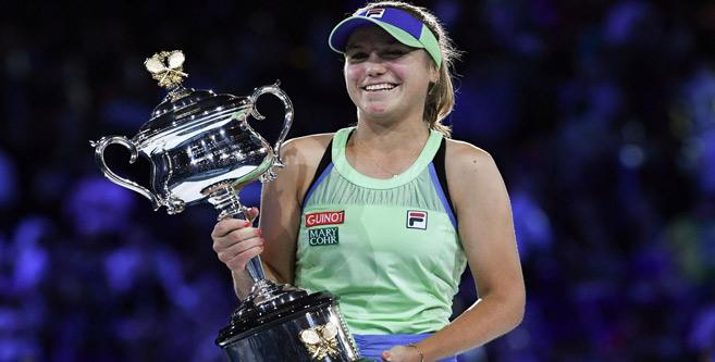 Tennis : Les WTA Players Awards 2020