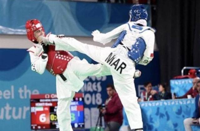 Taekwondo:  L'équipe nationale en stage de préparation en France