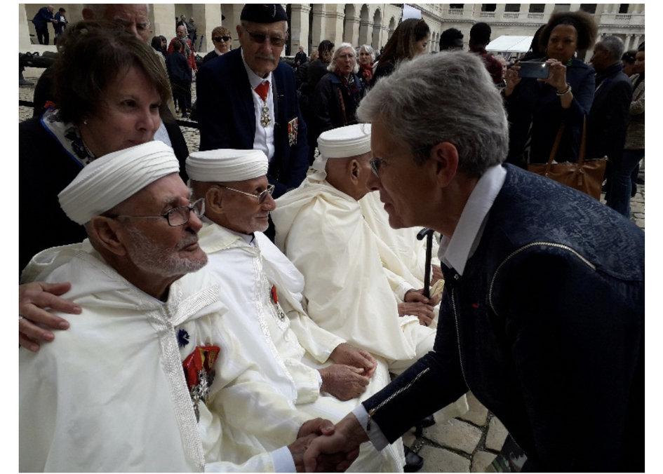 Rebaptisation des rues de France : Le Goumier Hammou Moussik parmi les personnalités honorées