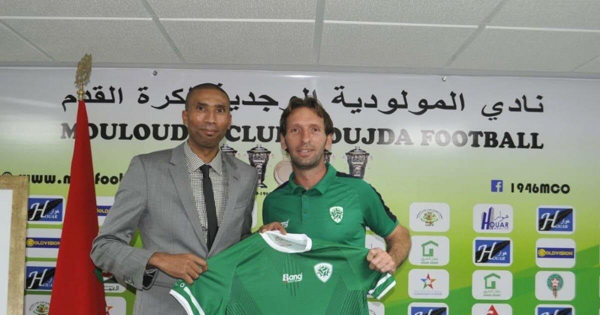 Frédéric Roux et Ouaddou