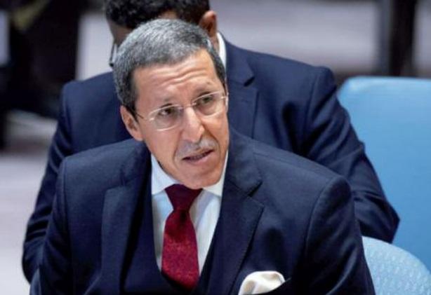 Hilale: «l'accord de Madrid a scellé la décolonisation du Sahara marocain  »