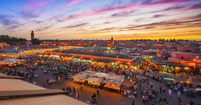 Marrakech : La Place Jemâa El Fna aura son Musée…