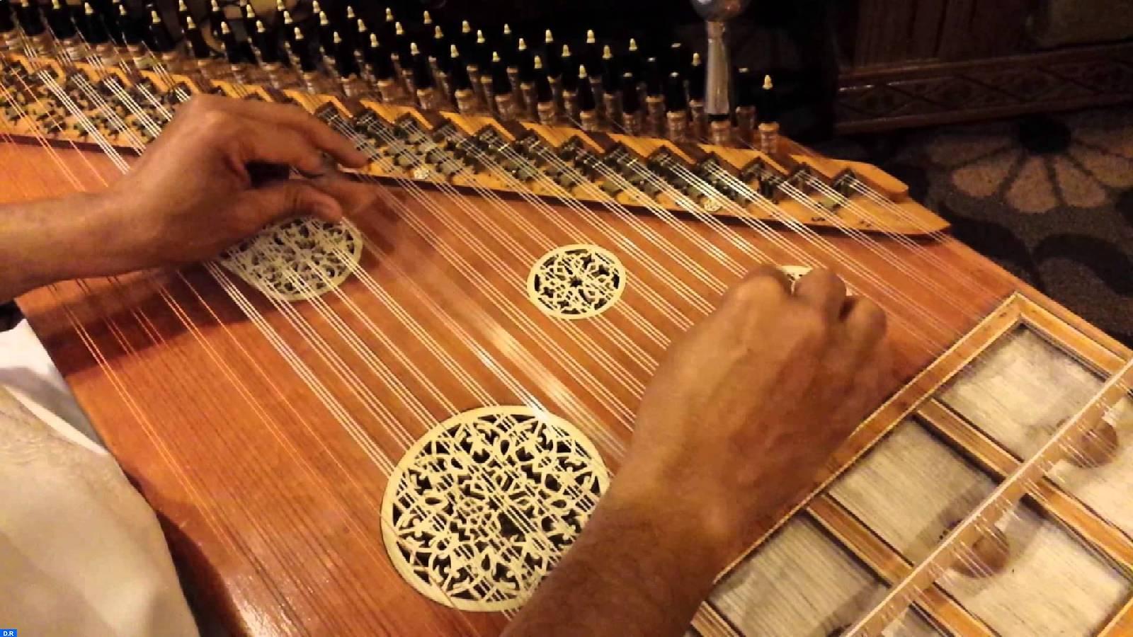 Clôture de la 5ème édition du festival international du qanun