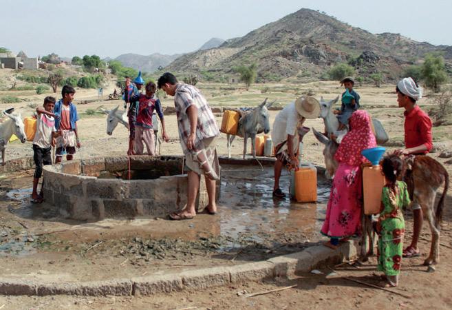 « Résilience Rurale » : bien gérer les ressources en eau pour réduire la pauvreté