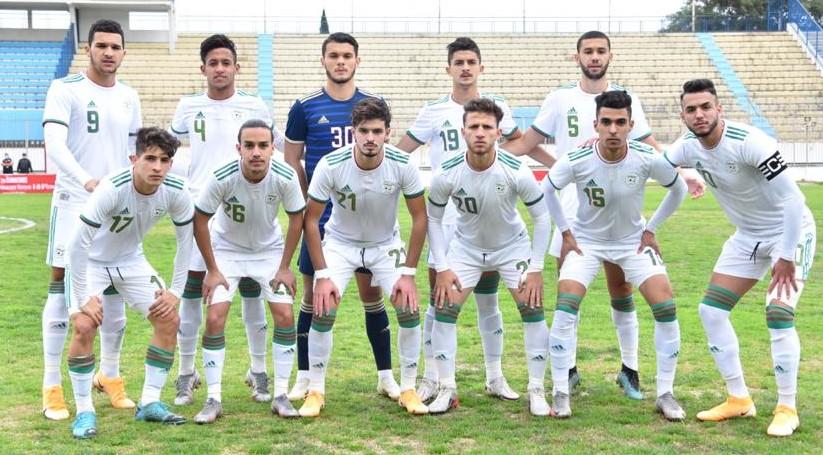 3 journées du Tournoi UNAF U20 :   L'Algérie rentre au pays avec un (1) point au compteur !
