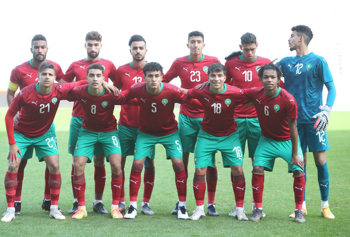 Tournoi UNAF U20 : Un nul face à la Libye qualifierait le Maroc