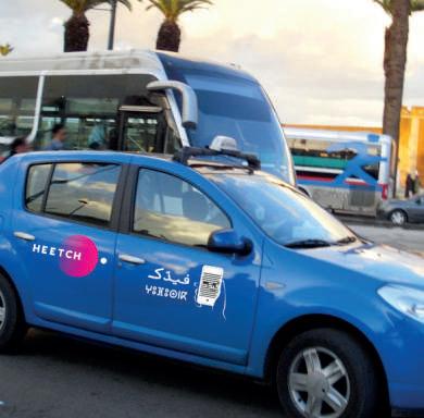 Casablanca : Heetch Maroc élargit son panel de services de transport