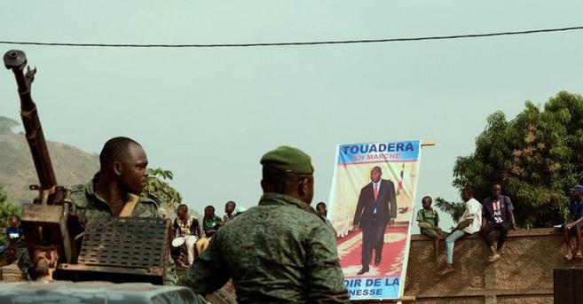Centrafrique : Des troupes russes et rwandaises à Kigali