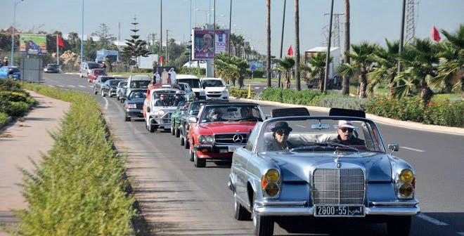 Sports automobiles : La Fédération Africaine des Véhicules Anciens (FAVA) est née