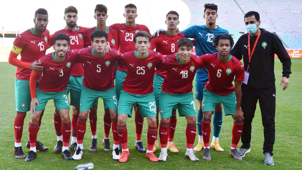 CAN U20 / UNAF : Une équipe nationale qualifiée au cœur et au corps !