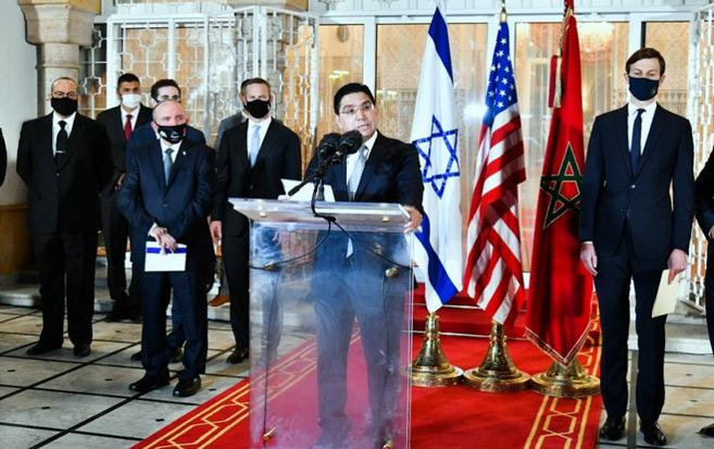 Maroc-USA-Israël : Prélude d'une alliance tripartite prometteuse