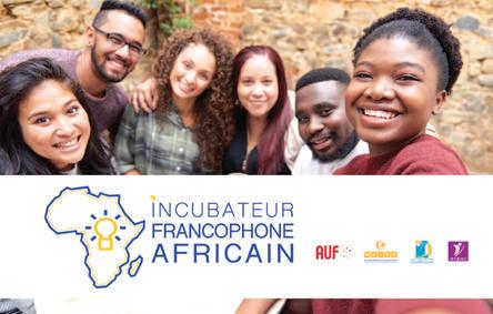 Incubateur africain francophone : Une Marocaine parmi les cinq lauréats