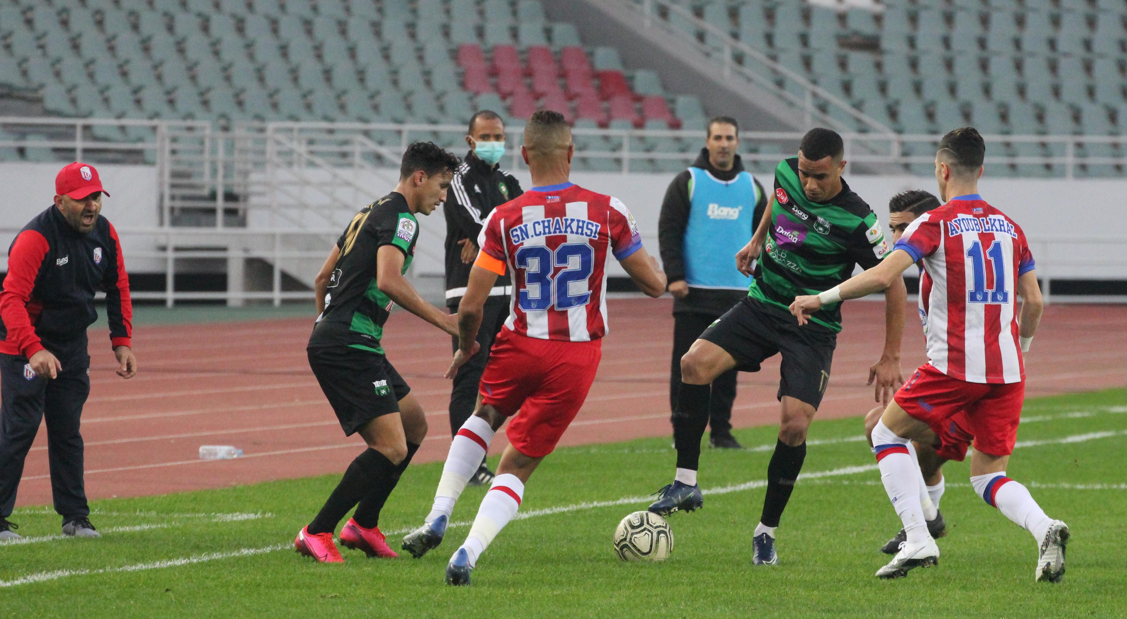 MAT-CYAB (0-0) : Sans buts mais une belle partie de football !