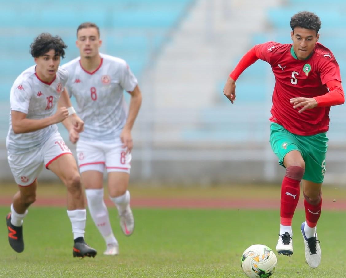 Tournoi UNAF (U20): La Tunisie rejoint le Maroc à la CAN U20