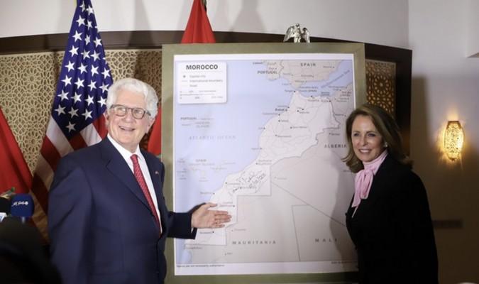 La reconnaissance US, une impulsion au processus politique pour le règlement du conflit autour du Sahara marocain