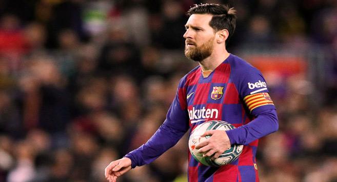 Messi : « Je n'ai rien décidé »
