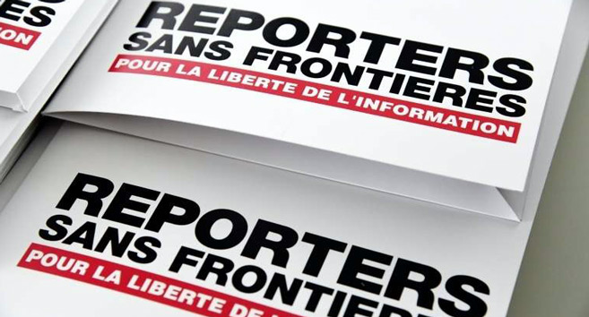 RSF : 50 journalistes tués, près de 400 emprisonnés en 2020