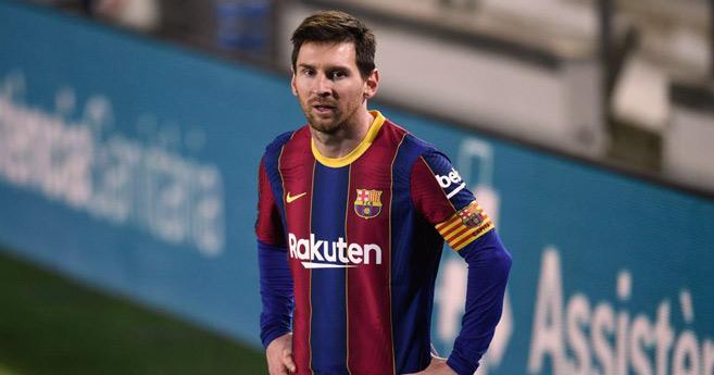 Messi : « Je déciderai mon avenir à la fin de la saison »