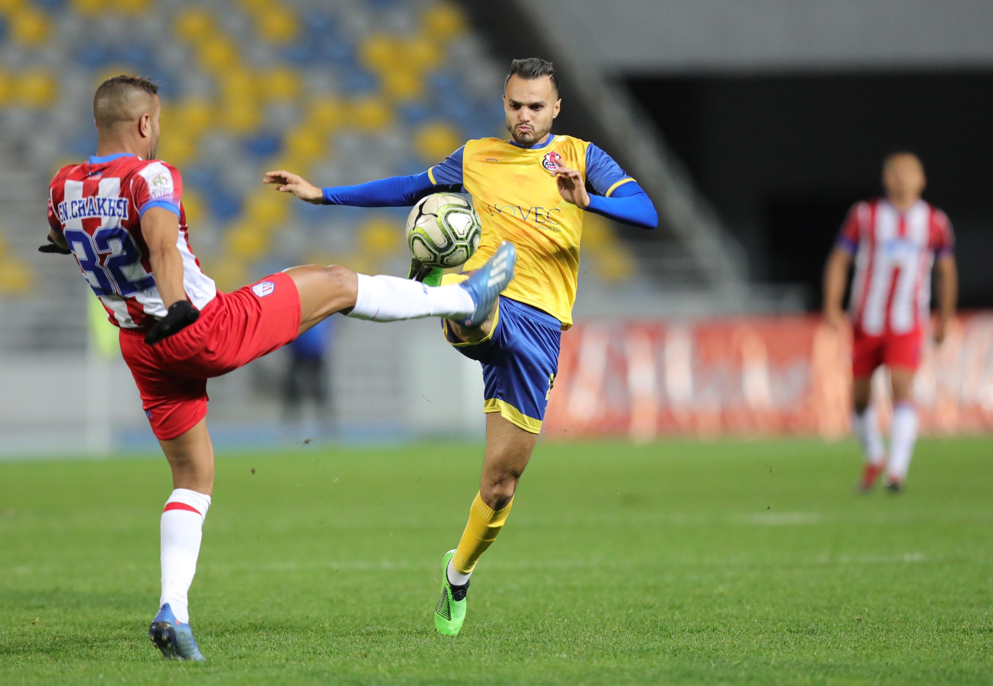 Coupe du Trône / MAT-FUS (5-4, après tirs au but) : Le Maghreb de Tétouan se qualifie aux 8èmes de finale !
