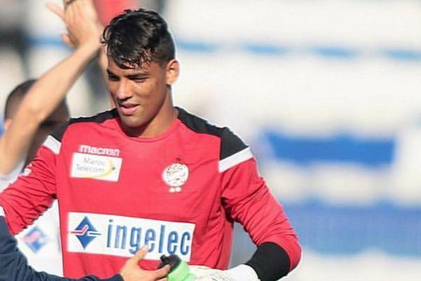 Le portier wydadi, Mohamed Réda Tagnaouti, le héros du match.