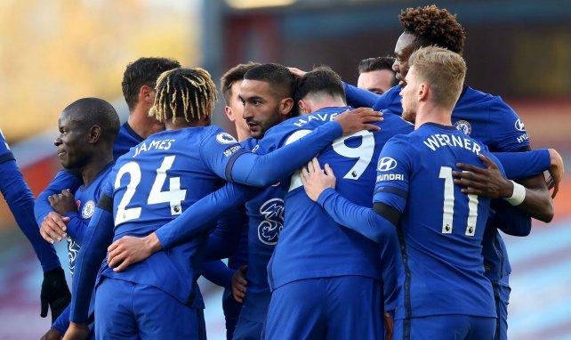 Ce dimanche, Chelsea vs Manchester City :        Le retour du messie des Blues, le Messi marocain Ziyech !