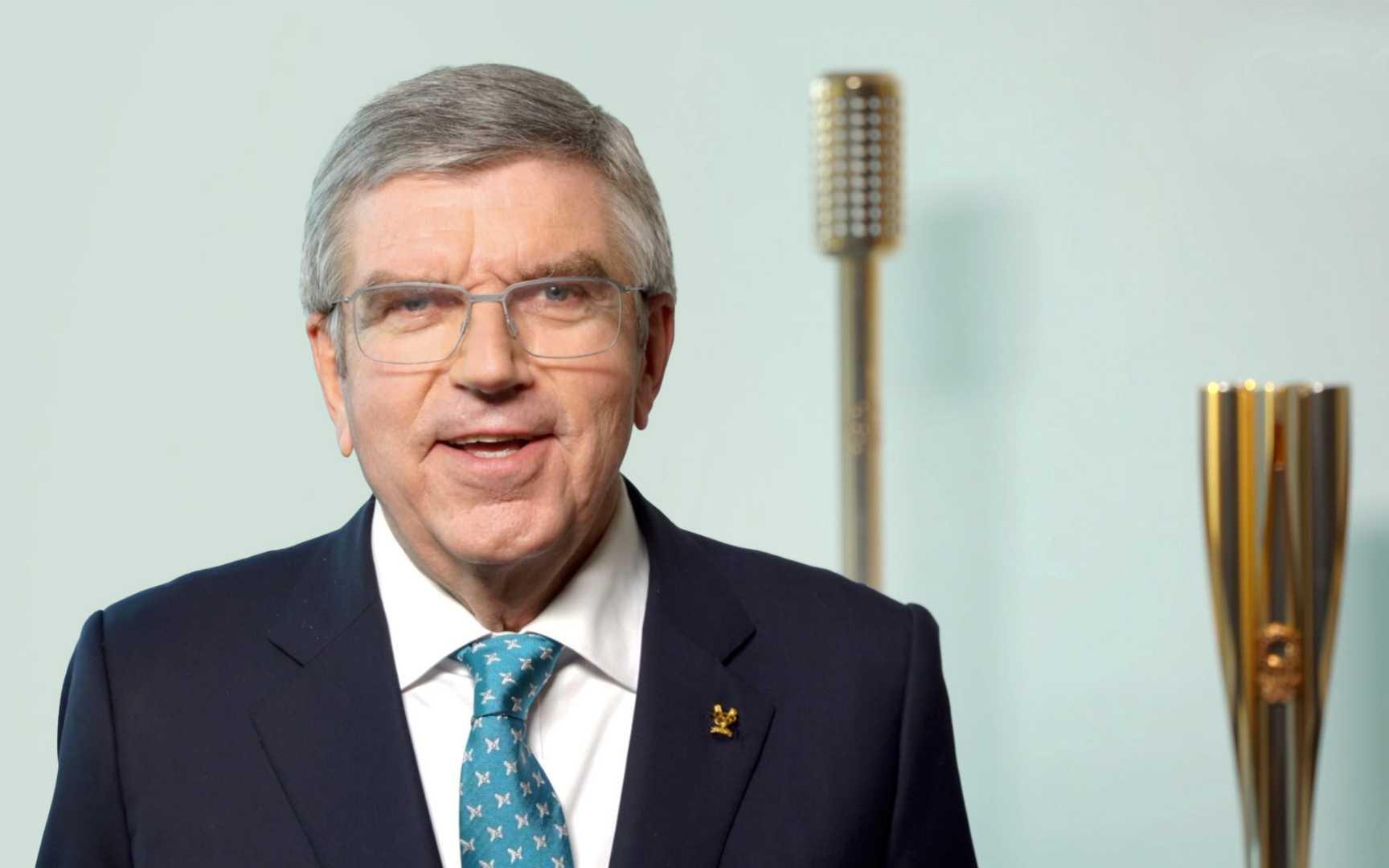 Thomas Bach président du CIO : « La pandémie a renforcé le rôle du sport »