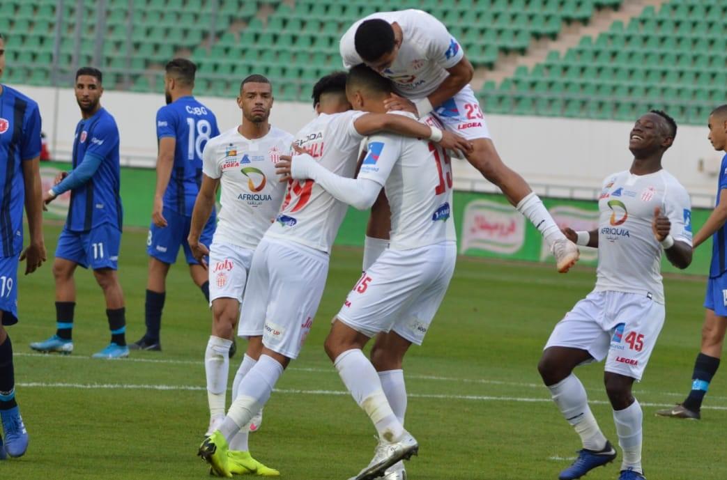 Coupe du Trône / HUSA-CJBC (2-1) :  Le Hassania passe par Benguerir vers les huitièmes !