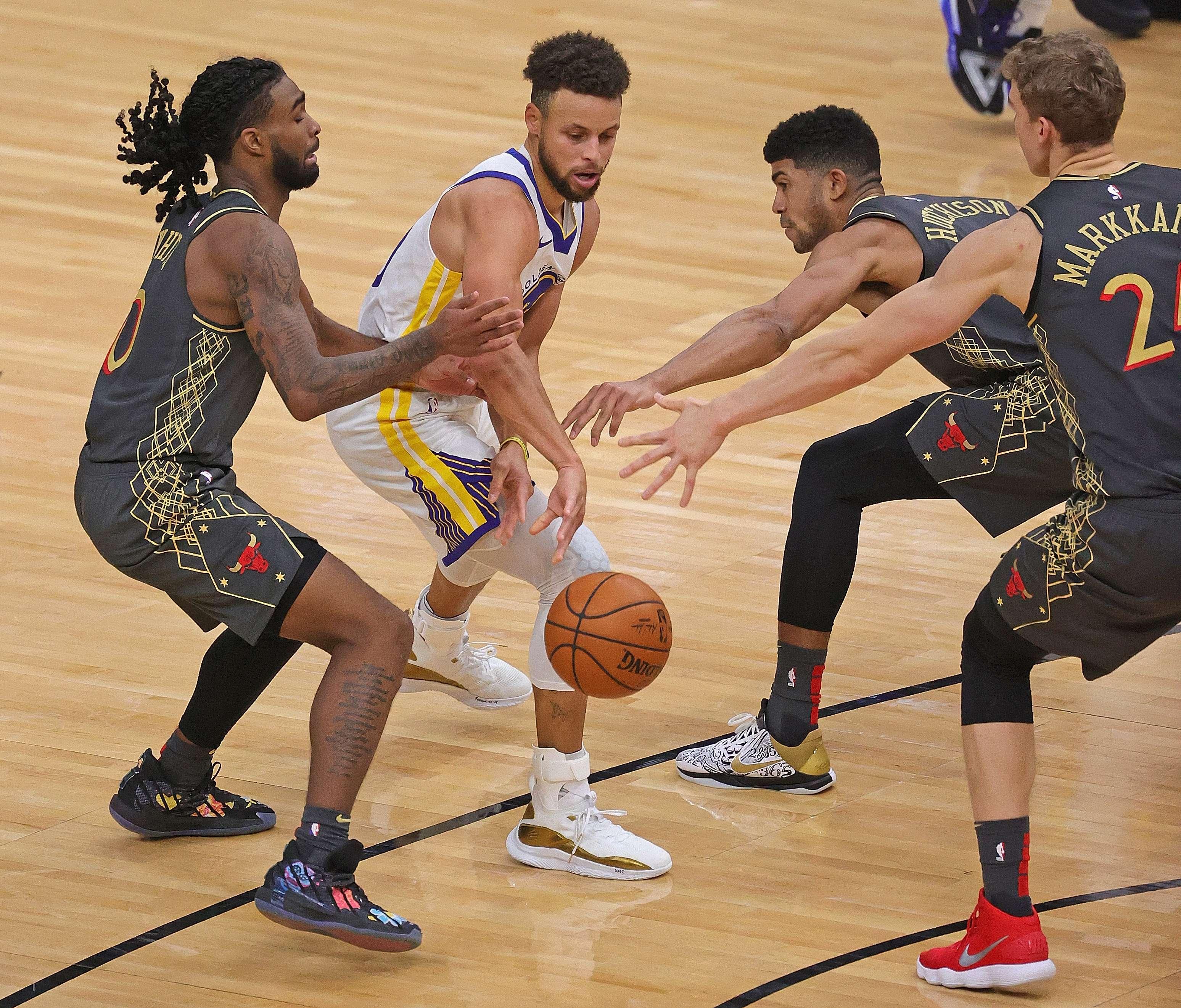 NBA: La machine Curry de retour, le choc de l'Ouest pour les Clippers